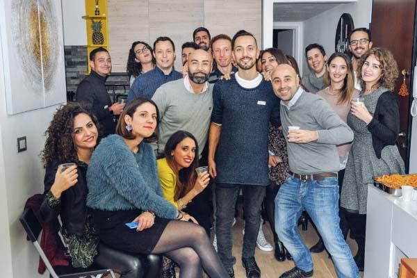 organizzare eventi in casa a roma comehome