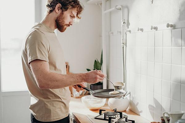 cosas que hacer en casa cocinando