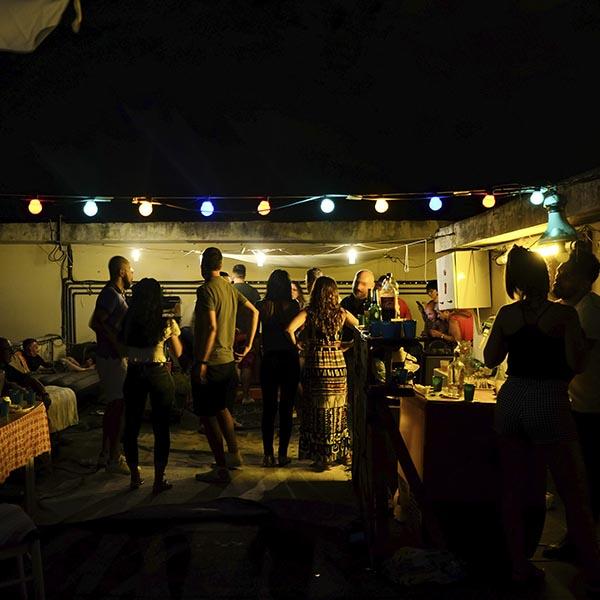 eventos outdoor fiestas en la azotea